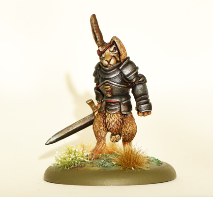 Hare warrior