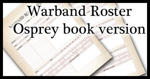 Osprey warband roster download